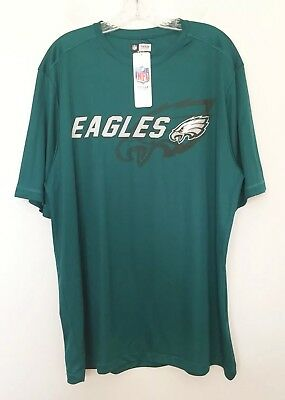 0109fba7 PHILADELPHIA EAGLES WOMEN'S NFL Team Apparel Grey T-Shirt, Plus Size ...