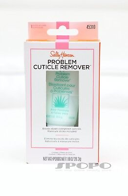 NEW Sally Hansen Problem Cuticle Remover with Aloe Vera 28.3g #45310