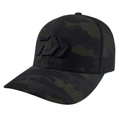 c718c8ce4e027 DAIWA D-VEC CAMO Trucker Cap Hat - Branded Bass Fishing Apparel ...