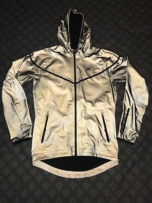 c0db6b44a94d Nike 21st Century Windrunner 3M Allover Flash Reflective Jacket 485203