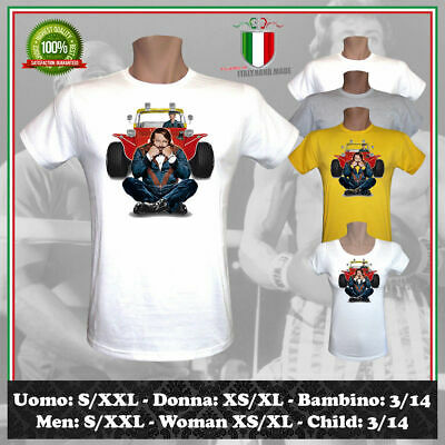 T-Shirt Dune Buggy Bud Spencer Terence Hill Idea Regalo 2019 Uomo Donna Bambino
