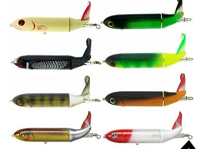 "River2Sea Whopper Plopper 190 Topwater Lure -  7 1/2"" Musky, Pike & Striper Lure"