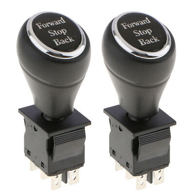 2PCS Children Electric Car Putter Switch,forward Stop Back Joystick Switches