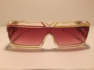 929512d275 Rare 80 s Authentic Cazal Mod 856 COL 247 62 20 Sunglasses W. Germany  Rocknrolla