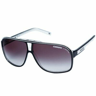 30460f4adc5a1 NEW CARRERA SUNGLASSES Grand Prix 2 Black Red Crystal  Grey Gradient ...