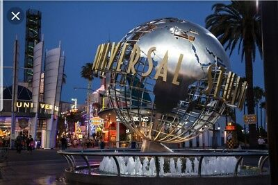 Universal Studios Company Picnic Engagement (Special Tickets) Hollywood