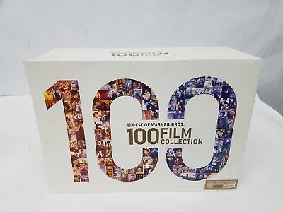 Best of Warner Bros.: 100 Film Collection (DVD, 2013, 55-Disc Set) Free Shipping