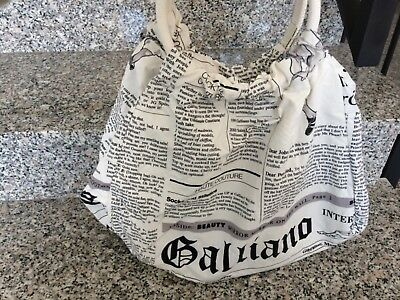 JOHN GALLIANO - Borsa da donna - OCCASIONE- 100% ORIGINALE- come nuova ! 2aa0061d01d