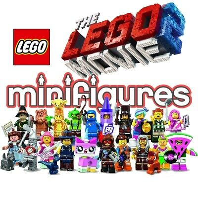 LEGO Movie 2 Minifigures ⭐ Pick Your Minifig | The Second Part 71023 NEW SALE