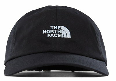 The North Face The Norm Hat In Black TNF Logo