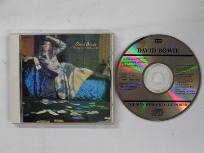 David Bowie The Man Who Sold The World Emi Japan Cd