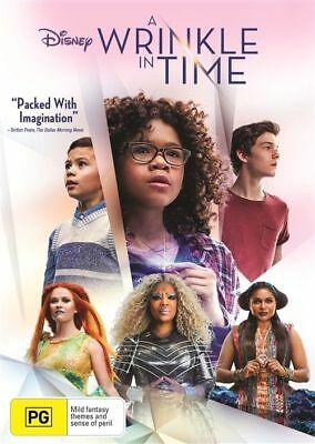 A Wrinkle In Time (DVD, 2018) NEW