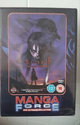 Anime DVD, Manga Force, The Ultimate Collection, The Last Vampire *NEW & SEALED*