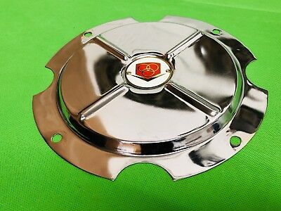 Super Lusso 10 Inch Wheel Disc Cover Olympic Series Logo Lambretta
