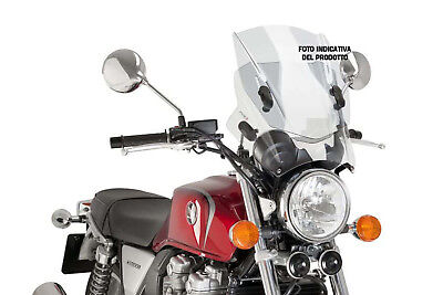 Puig Windschild Up&Down Ducati Monster 797 2017 Klar