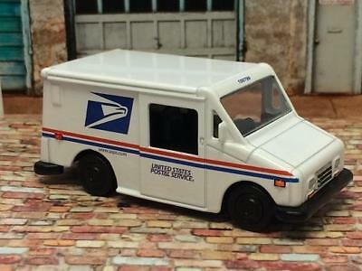 LLV USPS U.S. Postal Service Long Life Vehicle Delivery Grumman 1/64 Scale A2