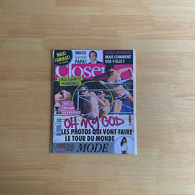 Duchess of Cambridge Kate Middleton banned Closer magazine Topless Nude Naked