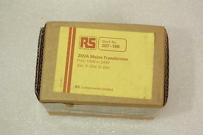 Rs 207-166 Chassis Transformer