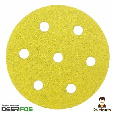 90mm Sanding Discs Sandpaper Pads DEERFOS for Festool Rotex RO 90 DX