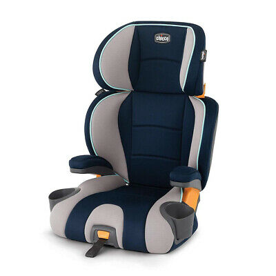 Chicco KidFit 2-in-1 Belt Positioning Booster High Back Car Seat in Wimbledon