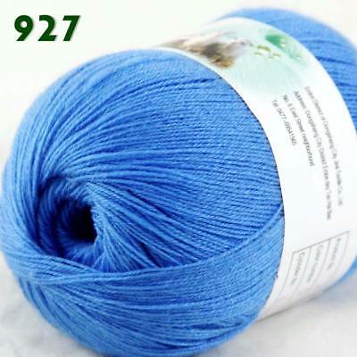 Sale 1Skein x50g Soft Acrylic Cashmere Wool Stoles Hand Knit Crochet Yarn 27