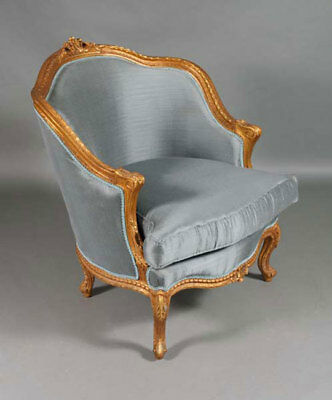 Classic French Chair in the Louis Quinze Style
