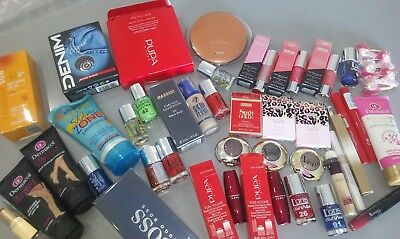 lotto Top-cosmetici stock make up-pupa-dermacol-65 pezzi
