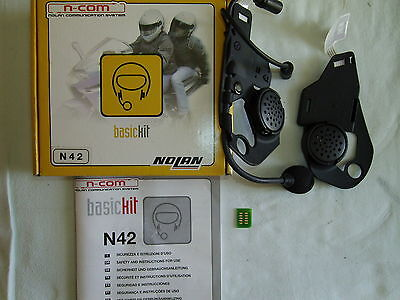 N-COM N 42/N 42E Basic Kit/Sprechanlage Nolan