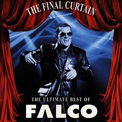 The Final Curtain - The Ultimate Best Of - FALCO [CD]