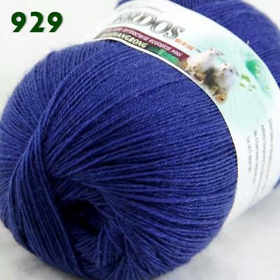 Sale 1Skein x50g Soft Acrylic Cashmere Wool Stoles Hand Knit Crochet Yarn 29