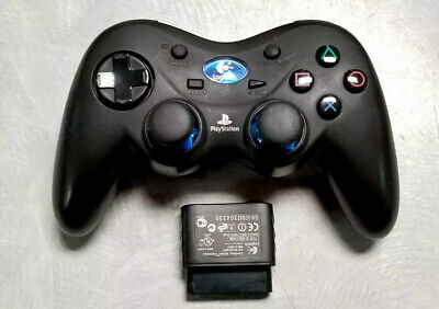 Logitech PS2 Cordless Action Wireless Controller Playstation 2 With Receiver!