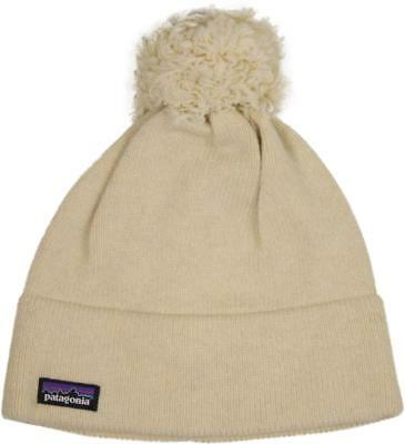 e89c83284f2 New Patagonia One Vintage Town Pom Beanie Men Women White Wool Blend - One  Size