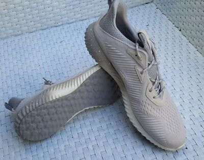 ae60a39e9a759 Adidas Reigning Champ Alphabounce 1 RC Core White Grey Chalk CG5328 US14
