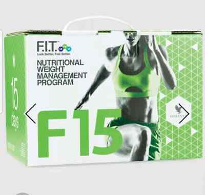 Forever Living F15 - Beginner - Intermediate - Advanced - FAST FREE UK P&P