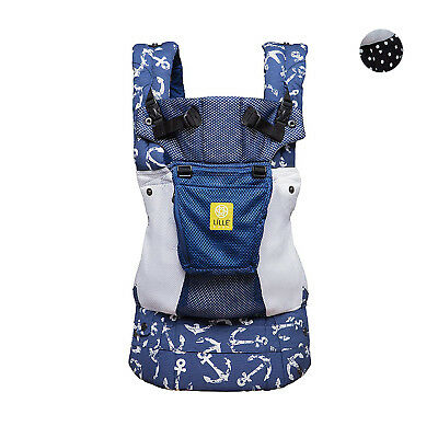 Lillebaby COMPLETE 6-in1 Six Positions AIRFLOW Baby Carrier