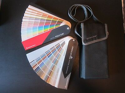 Benjamin Moore PAINTS / PREVIEW & COLLECTIONS Color Fan Decks with CASE