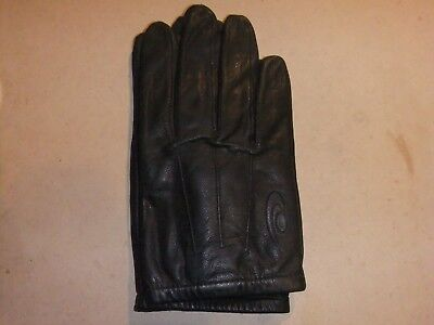 Hatch Police Search Gloves Dura-Thin  SG20P Large Black