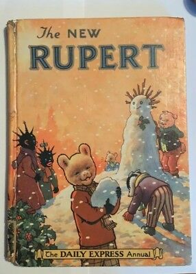 The New Rupert Annual - 1954
