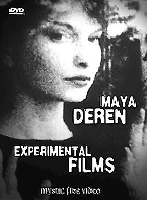Maya Deren: Experimental Films, Good DVD, Deren, Maya,