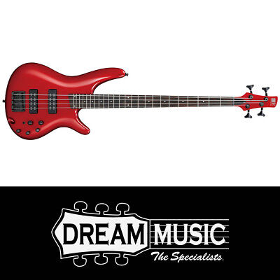 Ibanez SR300EB CA Electric Bass Candy Apple 2019 SAVE $140 off RRP$699