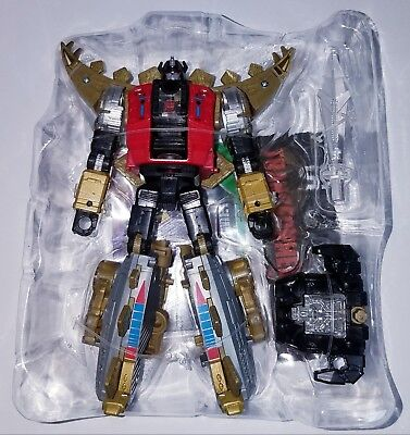 Transformers Power of the Primes Wave 2 Deluxe Class DINOBOT SNARL Loose Hasbro