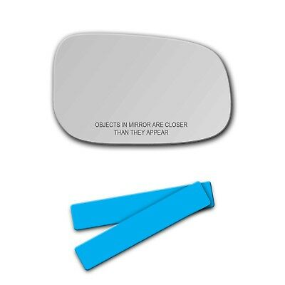S-592R Mirror Glass for Volvo C30 C70 S40 S60 S80 V50 V70 Passenger Side Right R