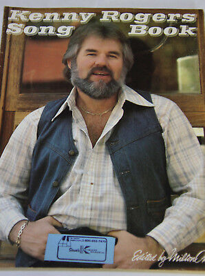 The Kenny Rogers Music Songbook