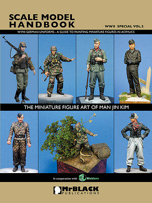 Mr Black Publications Scale Model Handbook: WW2 Special Paperback Book No 2