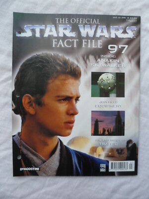 Deagostini Official Star Wars fact file - issue 97