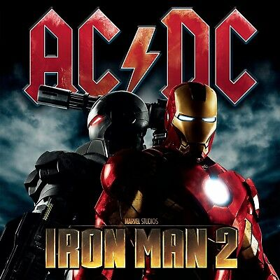 Ac/Dc - Iron Man 2 (180g 2lp Vinyle, Gatefold) 2010 Columbia/88697661581