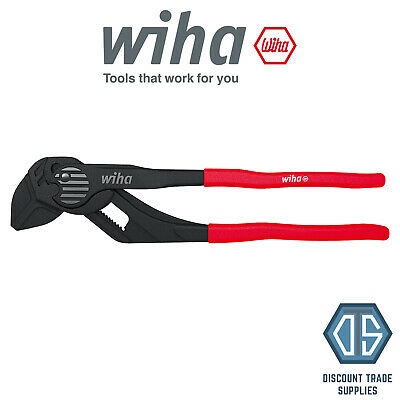 Wiha 40923 250mm Classic Pliers with Wrench Auto Adjusting