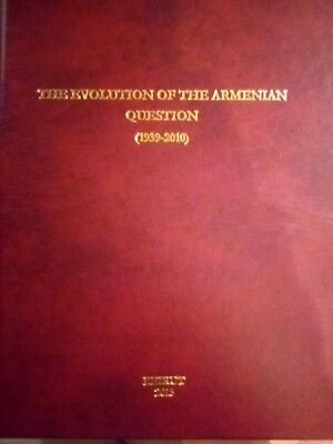 The Evolution of the Armenian Question 1939-2010 by Zaven Messerlian