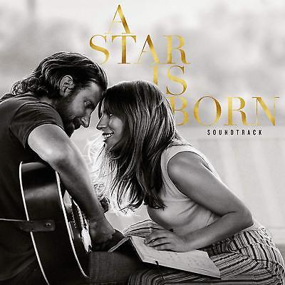 Lady Gaga & Bradley Cooper - A Star Is Born ( 2LP Vinyle + 10 Photo Prints) 2018