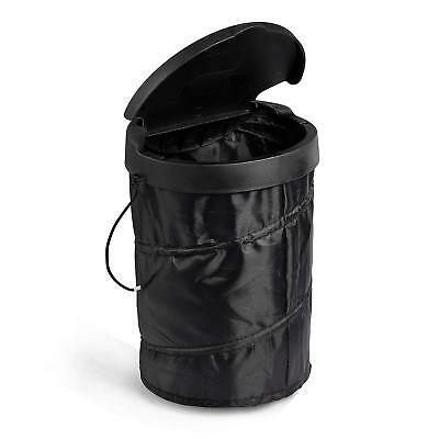 Car Trash Bag Pop-up Collapsible Car Garbage holder for Traveling NEW UK SELLER